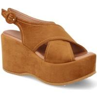 Schoenen Dames Sandalen / Open schoenen Buonarotti 1FF-19168 Camel
