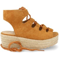 Schoenen Dames Sandalen / Open schoenen Festissimo D8520 Camel