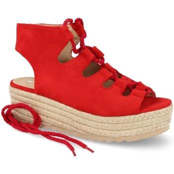 Schoenen Dames Sandalen / Open schoenen Festissimo D8520 Rojo