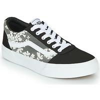 Schoenen Kinderen Lage sneakers Vans MY WARD NR Zwart