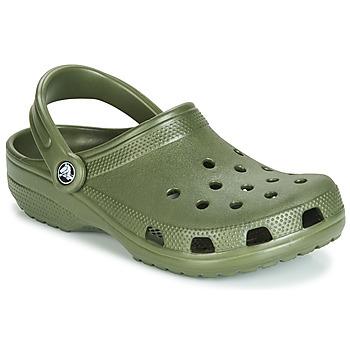 Schoenen Heren Klompen Crocs CLASSIC Kaki