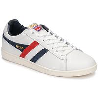 Schoenen Heren Lage sneakers Gola EQUIPE Wit / Blauw / Rood