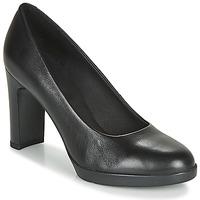 Schoenen Dames pumps Geox D ANNYA HIGH Zwart