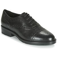 Schoenen Dames pumps Geox D BETTANIE Zwart