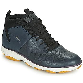 Schoenen Heren Hoge sneakers Geox U NEBULA 4 X 4 B ABX Marine