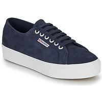 Schoenen Dames Lage sneakers Superga 2730 SUEU Navy