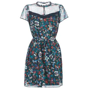 Textiel Dames Korte jurken One Step REKKA Groen