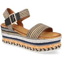 Schoenen Dames Sandalen / Open schoenen Milaya 3M121 Negro