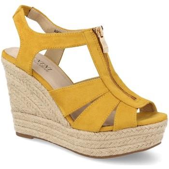 Schoenen Dames Espadrilles Benini A9072 Amarillo