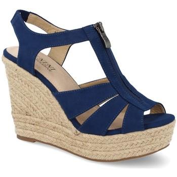 Schoenen Dames Espadrilles Benini A9072 Azul