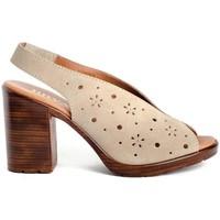 Schoenen Dames Sandalen / Open schoenen Bryan 620 Beige