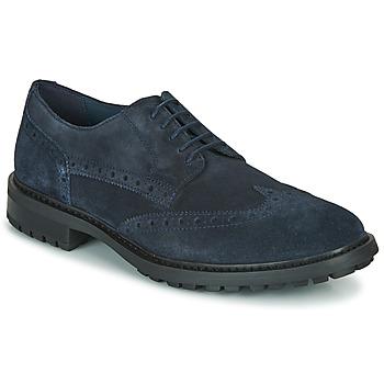 Schoenen Heren Derby Geox U BRENSON D Navy