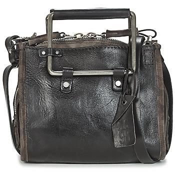 Tassen Dames Handtassen kort hengsel Airstep / A.S.98 KIRO Zwart