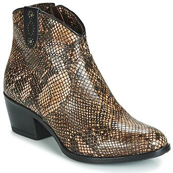 Schoenen Dames Laarzen Metamorf'Ose FALERS Python