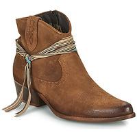 Schoenen Dames Laarzen Felmini SERRAJE Brown
