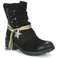Schoenen Dames Laarzen Felmini AZAFRINO Zwart
