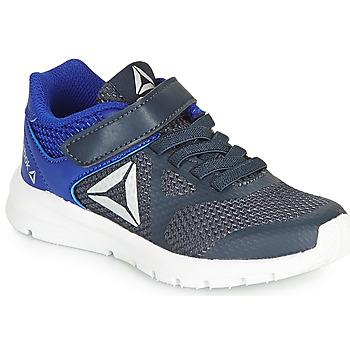 Schoenen Jongens Lage sneakers Reebok Sport REEBOK RUSH RUNNER Marine / Blauw
