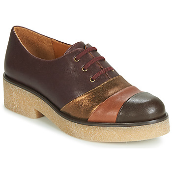 Schoenen Dames Derby Chie Mihara YELLOW Bordeaux