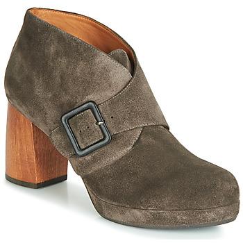Schoenen Dames Low boots Chie Mihara QUIRINA Grijs