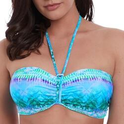 Textiel Dames Bikinibroekjes- en tops Freya Seascape Blauw
