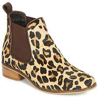 Schoenen Dames Laarzen Ravel GISBORNE Leopard