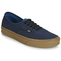 Schoenen Heren Lage sneakers Vans AUTHENTIC Marine