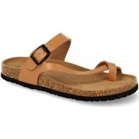 Schoenen Dames Sandalen / Open schoenen Shoes&blues M-15 Camel