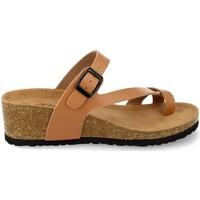 Schoenen Dames Sandalen / Open schoenen Silvian Heach M-28 Camel