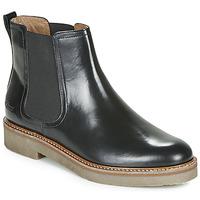Schoenen Dames Laarzen Kickers OXFORDCHIC Zwart