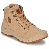 Schoenen Heren Hoge sneakers Aigle TENERE LIGHT Beige