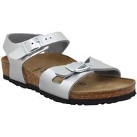 Schoenen Kinderen Sandalen / Open schoenen Birkenstock 120844 Zilver