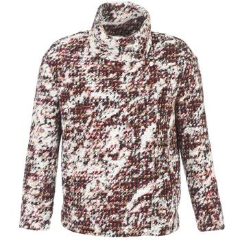 Textiel Dames Mantel jassen See U Soon POTNO Brown / Beige
