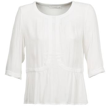 Textiel Dames Tops / Blousjes See U Soon CABRILA Wit