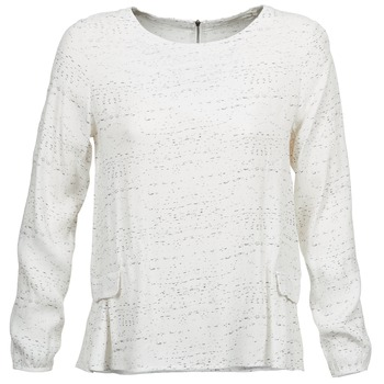 Textiel Dames Tops / Blousjes See U Soon CABRINOU Wit
