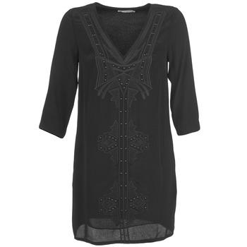 Textiel Dames Korte jurken See U Soon CASOU Zwart