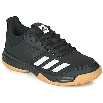 Schoenen Kinderen Lage sneakers adidas Performance LIGRA 6 YOUTH Zwart
