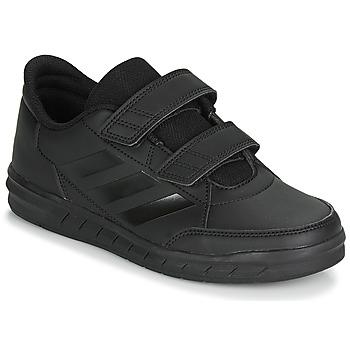 Schoenen Kinderen Lage sneakers adidas Performance ALTASPORT CF K Zwart