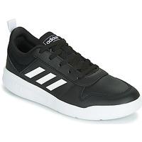 Schoenen Kinderen Lage sneakers adidas Performance VECTOR K Zwart / Wit