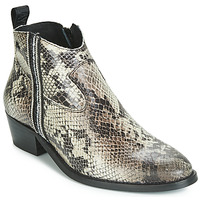 Schoenen Dames Laarzen Replay PINETOP Ecaille / Reptile