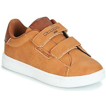 Schoenen Jongens Lage sneakers Kappa TCHOURI Brown