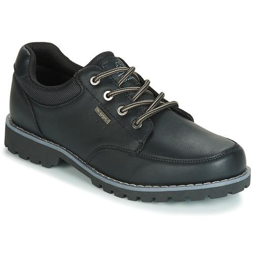 Schoenen Heren Lage sneakers Kappa NAGOA Zwart