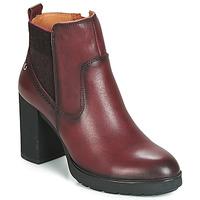 Schoenen Dames Enkellaarzen Pikolinos SAGUNTO W4Z Brown