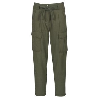 Textiel Dames 5 zakken broeken G-Star Raw CHISEL BF PANT WMN Kaki