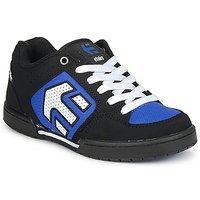 Schoenen Jongens Lage sneakers Etnies KIDS CHARTER Zwart / Wit / Blauw