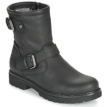 Schoenen Dames Laarzen Panama Jack FELINA Zwart