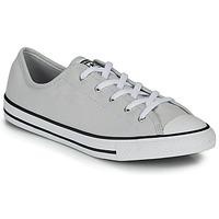 Schoenen Dames Lage sneakers Converse CHUCK TAYLOR ALL STAR DAINTY GS  CANVAS OX Grijs