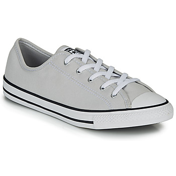 Schoenen Dames Lage sneakers Converse CHUCK TAYLOR ALL STAR DAINTY GS  CANVAS OX Grijs