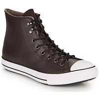 Schoenen Hoge sneakers Converse CHUCK TAYLOR ALL STAR WINTER LEATHER BOOT HI Brown