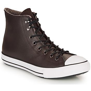 Schoenen Heren Hoge sneakers Converse CHUCK TAYLOR ALL STAR WINTER LEATHER BOOT HI Brown