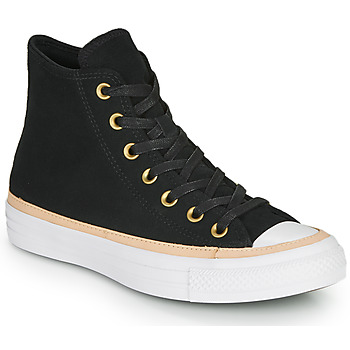 Schoenen Hoge sneakers Converse CHUCK TAYLOR ALL STAR VACHETTA LEATHER HI Zwart